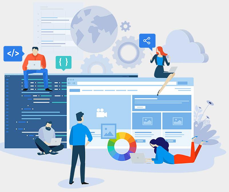 محاسبه هزینه طراحی سایت و فروشگاه اینترنتی